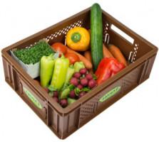 Büro Gemüse - Kistl klein