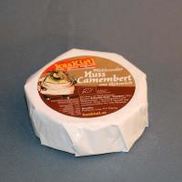 Bio Camembert Nuss aus Rohmilch Demeter