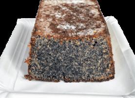 Mohnkuchen (ohne Mehl)