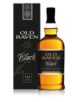Whisky Old Raven Black Edition