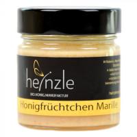 Honigfrüchtchen Cremehonig mit Marillen