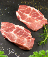 Schopfsteak geschnitten (vom Schwein)