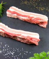 Bauchsteak geschnitten (vom Schwein)
