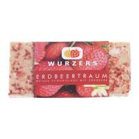 Wurzers Mieze Schindler Erdbeertraum Edelschokolade