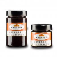 Wurzers Kürbis-Holunder-Marmelade