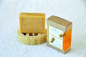 Honeycomb (Honig-Propolisseife, extra mild)