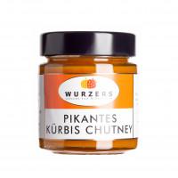 Wurzers Pikantes Kürbis-Chutney