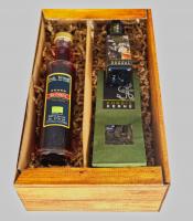 Chili-Likör, Kürbiskerne & Öl im Set - inkl. Versand