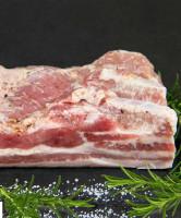 Surbauchfleisch roh (vom Schwein)
