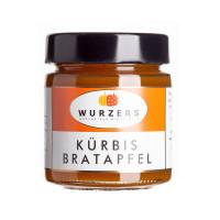Wurzers Kürbis-Bratapfel Marmelade