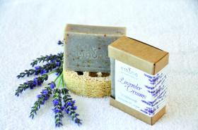 Lavender Dreams (Lavendelseife, Kräuterseife)