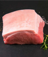 Karree mit Schwarte (vom Schwein)