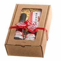 Wurzers Geschenkpackung Erdbeertrio