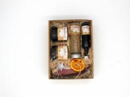 Geschenkset. Nr. 46 Mühlviertler Kistl klein