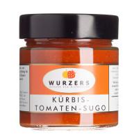 Wurzers Kürbis-Tomaten-Sugo