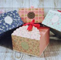 Lavendel-Geschenkbox