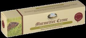 Murmeltier Creme – Pflegecreme mit Latschenkiefer