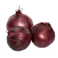 Roter Zwiebel