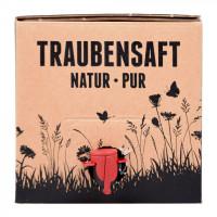 Traubensaft Bag-in-Box