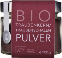 Bio - Traubenkern/- Schalen Pulver