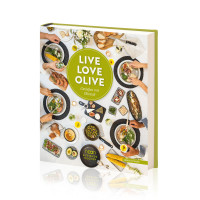 """NOAN's Erstes"" Kochbuch Live Love Olive"