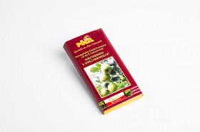 Schokolade Hirschbirnen & Hirschbirnensaft 82%