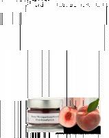 Fruchtaufstrich roter Weingarten Pfirsich