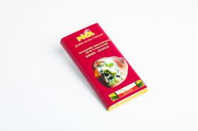 Schokolade Birnen-Nougat 82%