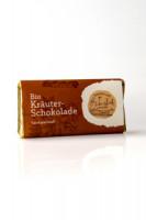 Bio-Kräuter- Schokolade