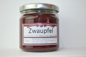 """ Zwaupfel""ZWetschke - trAUbe - aPFEL"