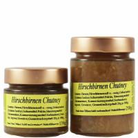 Hirschbirnen Chutney