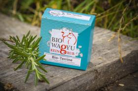 Bio-Terrine vom Wagyu-Rind
