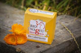Bio-Leberterrine vom Wagyu-Rind