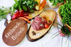 Gulaschfleisch