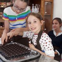 Kinderpralinenkurs - Schokolade Panschen