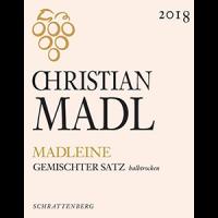 Madleine Gemischter Satz halbtrocken 2018