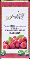 Himbeerschokolade Bio vegan