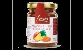 Ananas Curry Senfsoße