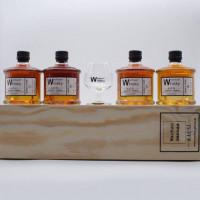 """""""Wachauer Whisky """"Genusskiste"""