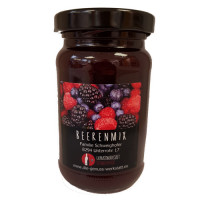 Beerenmix  Fruchtaufstrich