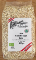BIO Hafer Flocken 500g