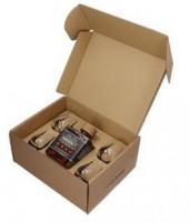 WOAZKY-Box mit 4 Gläsern