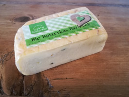 Bio Butterkäse Bärlauch