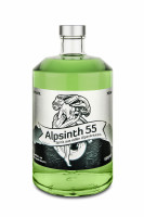 Alpsinth 55, 700 ml