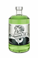 Alpsinth 33,  700 ml
