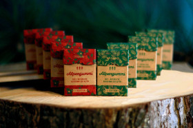 Alpengummi gemischt 10er Pack