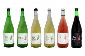 6 x 1 Liter Weinprobierpaket
