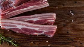 BIO Schweine Bauchfleisch ohne Knochen