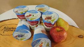 Fruchtjoghurt Mocca