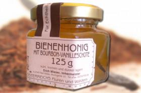 Honig mit Burbonvanille